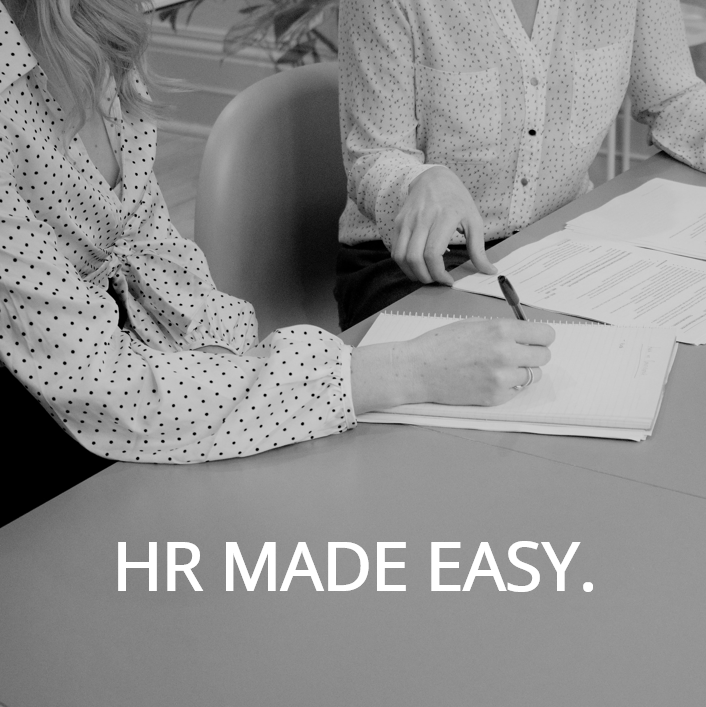 HR Made Easy.